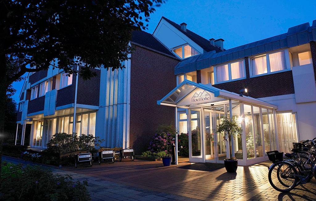 Hotels In Langeoog  Sterne
