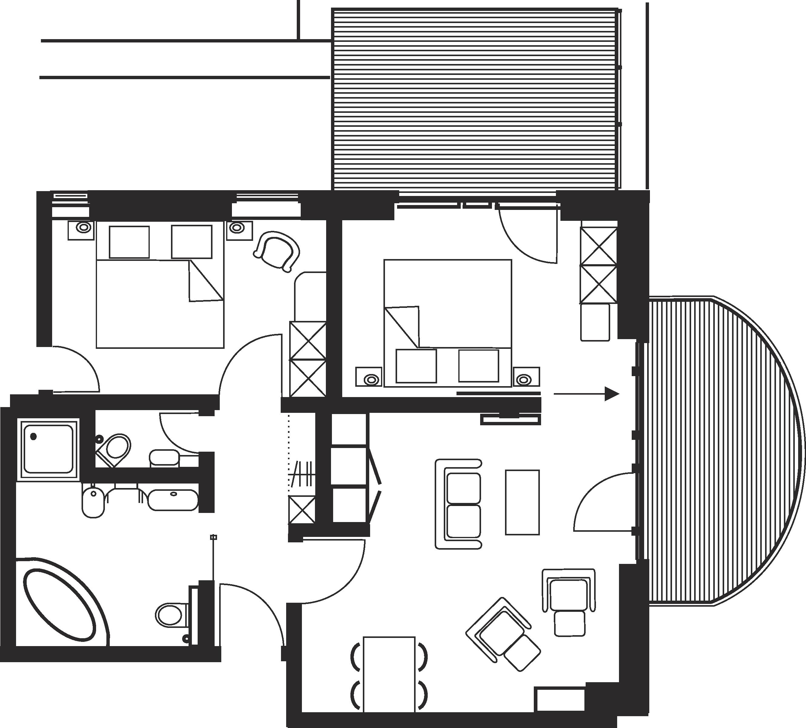 appartementgrundriss